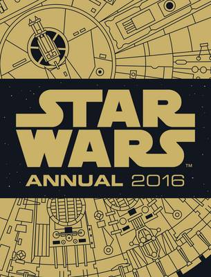 Cover for Star Wars Annual by Egmont UK Ltd