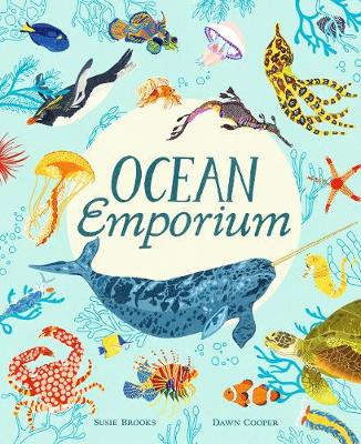 Cover for Ocean Emporium by Susie Brooks
