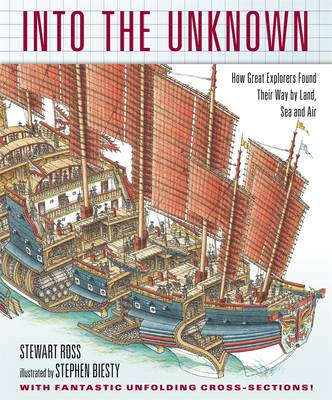 Cover for Into the Unknown by Stewart Ross