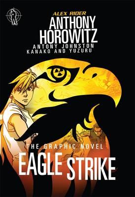 Book Cover for Eagle Strike Graphic Novel by Anthony Horowitz, Antony Johnston