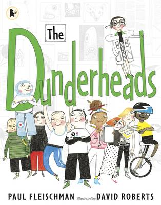 Cover for The Dunderheads by Paul Fleischman