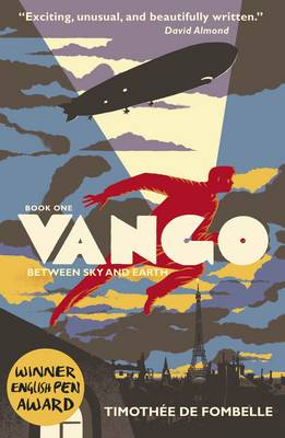 Cover for Vango by Timothee De Fombelle