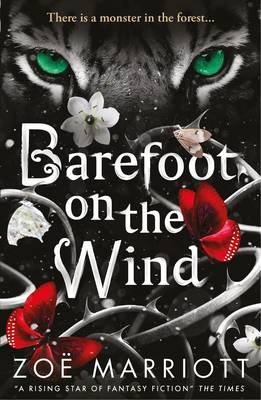 Cover for Barefoot on the Wind by Zoe Marriott