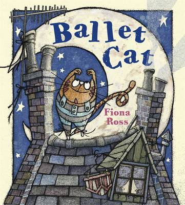 Cover for Ballet Cat by Fiona Ross