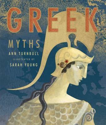 Cover for Greek Myths by Ann Turnbull