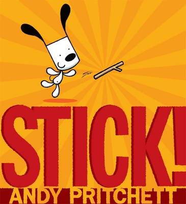 Cover for Stick! by Andy Pritchett