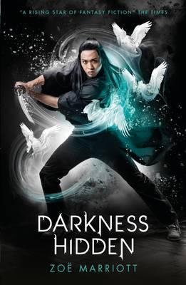 Cover for Darkness Hidden by Zoe Marriott