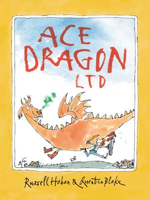 Cover for Ace Dragon Ltd by Russell Hoban