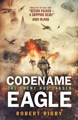 Cover for Codename Eagle by Robert Rigby