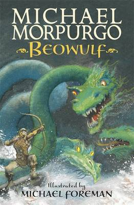 Book Cover for Beowulf by Michael Morpurgo
