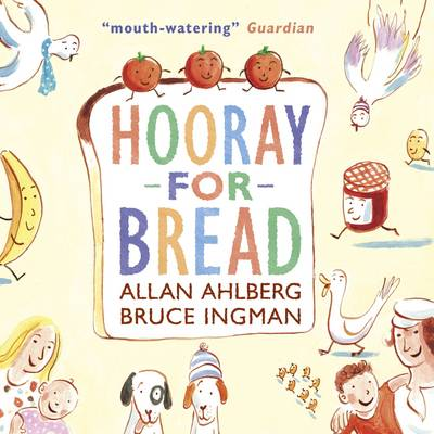 Cover for Hooray for bread by Allan Ahlberg