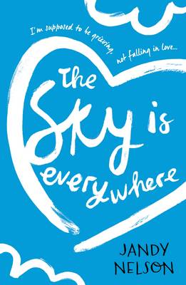 Cover for The Sky Is Everywhere by Jandy Nelson