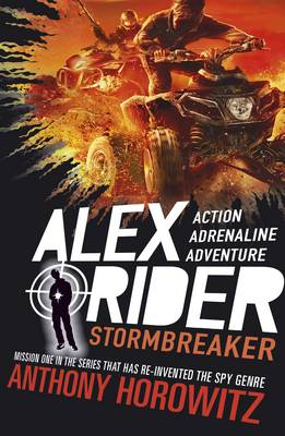 Book Cover for Stormbreaker by Anthony Horowitz