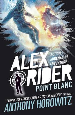 Book Cover for Point Blanc by Anthony Horowitz