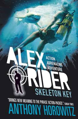 Book Cover for Skeleton Key by Anthony Horowitz