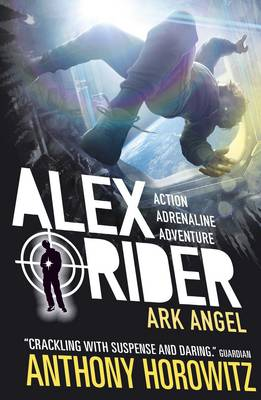 Book Cover for Ark Angel by Anthony Horowitz