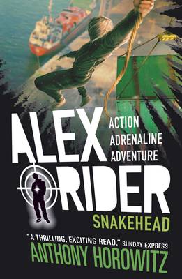 Book Cover for Snakehead by Anthony Horowitz