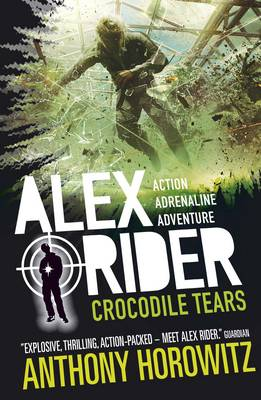 Book Cover for Crocodile Tears by Anthony Horowitz