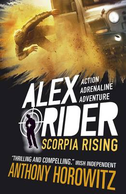 Book Cover for Scorpia Rising by Anthony Horowitz