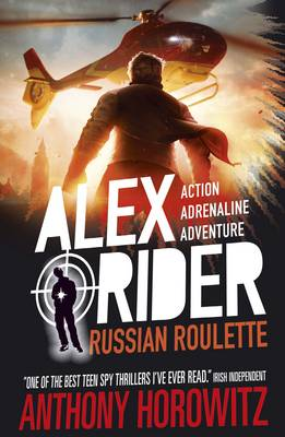 Book Cover for Russian Roulette by Anthony Horowitz