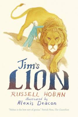 Cover for Jim's Lion by Russell Hoban
