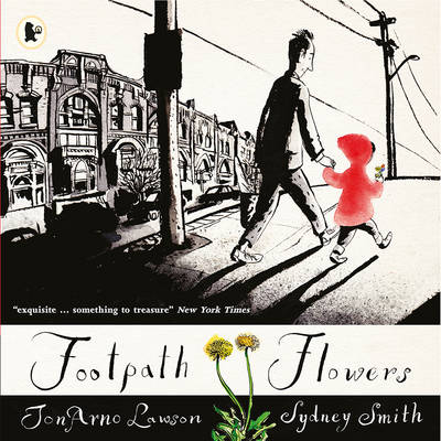 Cover for Footpath Flowers by JonArno Lawson