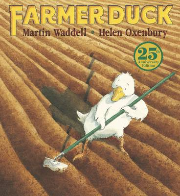 Cover for Farmer Duck by Martin Waddell