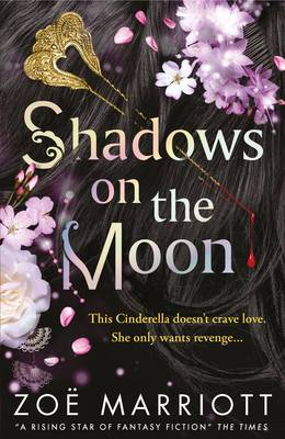Cover for Shadows on the Moon by Zoe Marriott