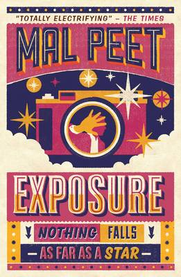 Cover for Exposure by Mal Peet