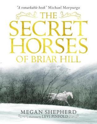 Cover for The Secret Horses of Briar Hill by Megan Shepherd