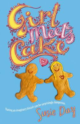 Cover for Girl Meets Cake by Susie Day