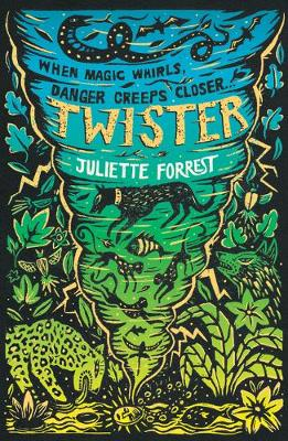 Cover for Twister by Juliette Forrest