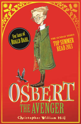 Cover for Osbert the Avenger by Christopher William Hill