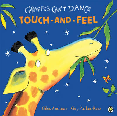 Cover for Giraffes Can't Dance by Giles Andreae