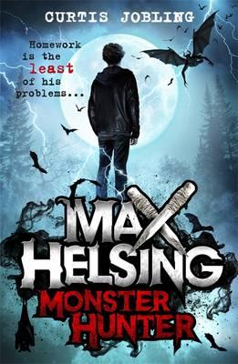 Cover for Monster Hunter by Curtis Jobling
