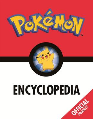 The Pokemon Encyclopedia: Official
