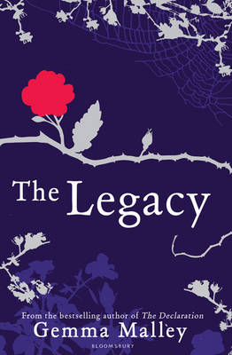 Cover for The Legacy by Gemma Malley