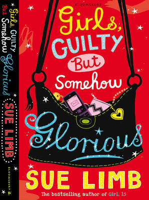 Cover for Girls, Guilty but Somehow Glorious by Sue Limb