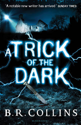 Cover for A Trick of the Dark by B  R  Collins
