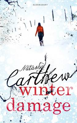 Cover for Winter Damage by Natasha Carthew