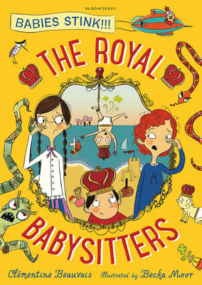 The Royal Babysitters