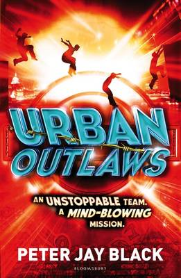 Cover for Urban Outlaws by Peter Jay Black