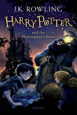 Book Cover for Harry Potter and the Philosopher's Stone by J. K. Rowling
