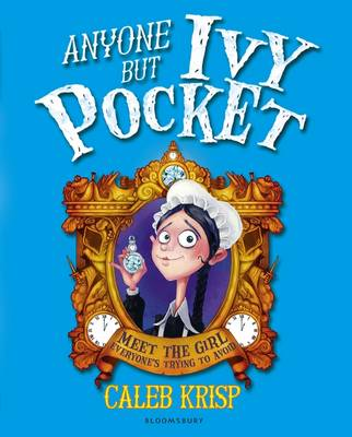Cover for Anyone but Ivy Pocket by Caleb Krisp