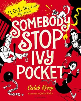 Cover for Somebody Stop Ivy Pocket by Caleb Krisp