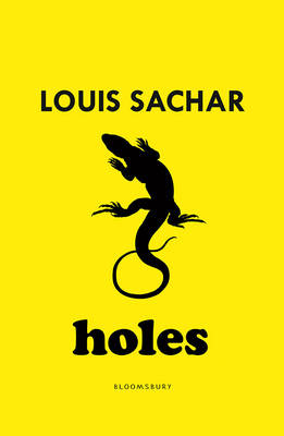 Cover for Holes by Louis Sachar