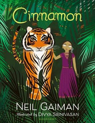 Cover for Cinnamon by Neil Gaiman