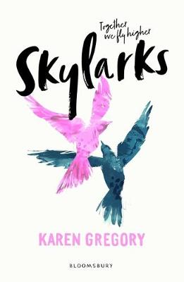 Cover for Skylarks by Karen Gregory