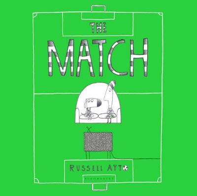 Cover for The Match by Russell Ayto