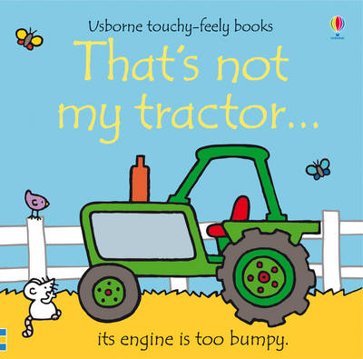 Cover for That's Not My Tractor by Fiona Watt